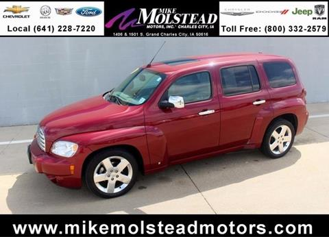 Used chevrolet hhr for sale in iowa for Mike molstead motors charles city iowa