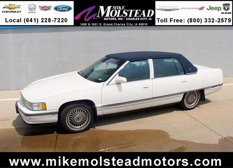 1995 cadillac deville for sale for Mike molstead motors charles city iowa