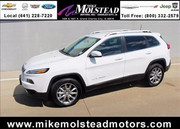 Jeep Cherokee For Sale In Iowa