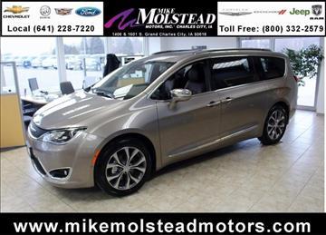 Minivans for sale effingham sc for Mike molstead motors charles city iowa
