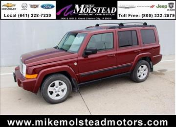 2008 Jeep Commander for sale in Charles City, IA