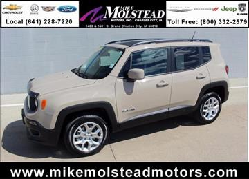 Suvs for sale pease mn for Mike molstead motors charles city iowa