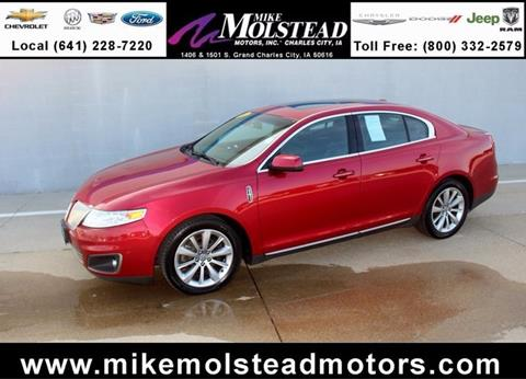 2012 Lincoln MKS for sale in Charles City, IA