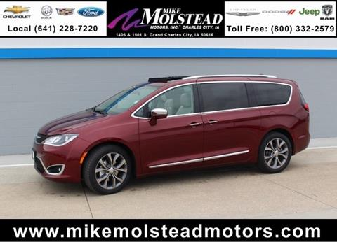 Chrysler pacifica for sale in iowa for Mike molstead motors charles city iowa