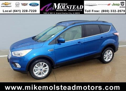 2018 Ford Escape for sale in Charles City, IA