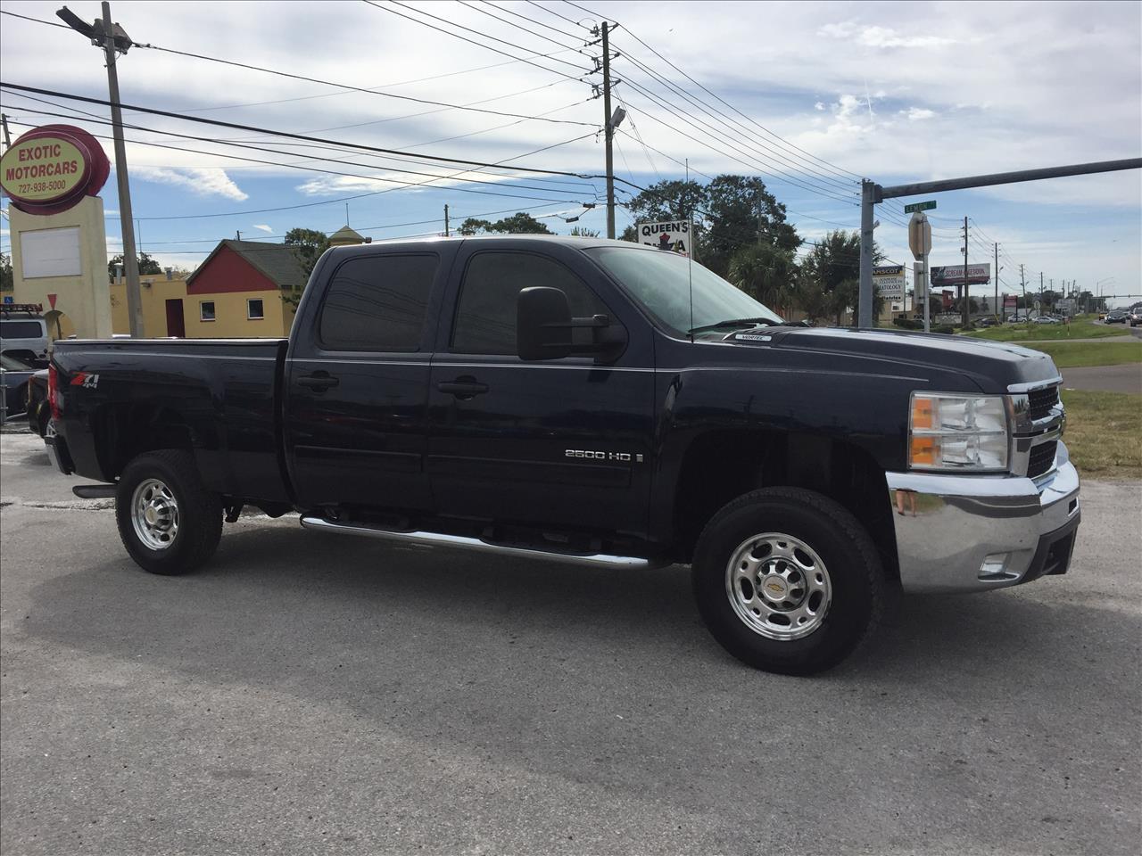 Best used trucks for sale in tarpon springs fl for Ferman motor car company
