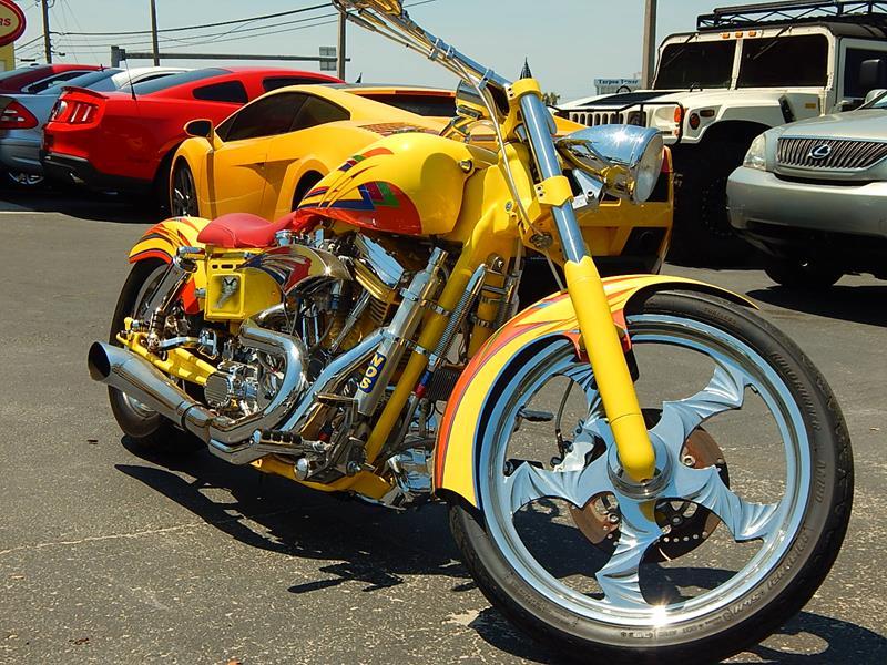 1994 Harley-Davidson Dyna Wide Glyde