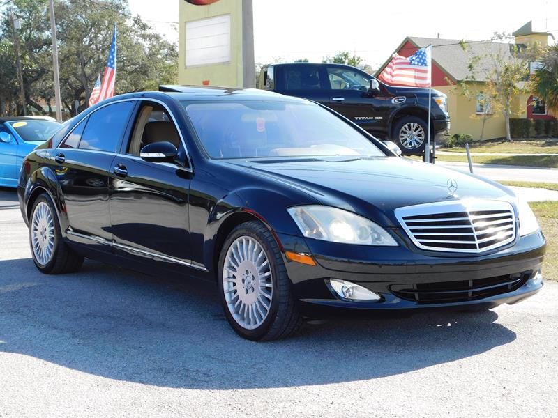 Used mercedes benz s class for sale for Mercedes benz s550 for sale in florida