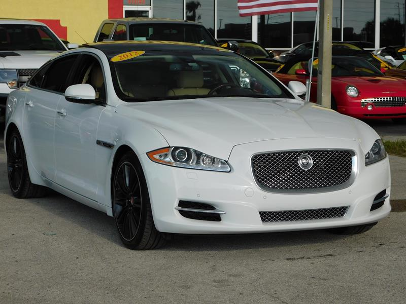 2012 jaguar xjl for sale. Black Bedroom Furniture Sets. Home Design Ideas