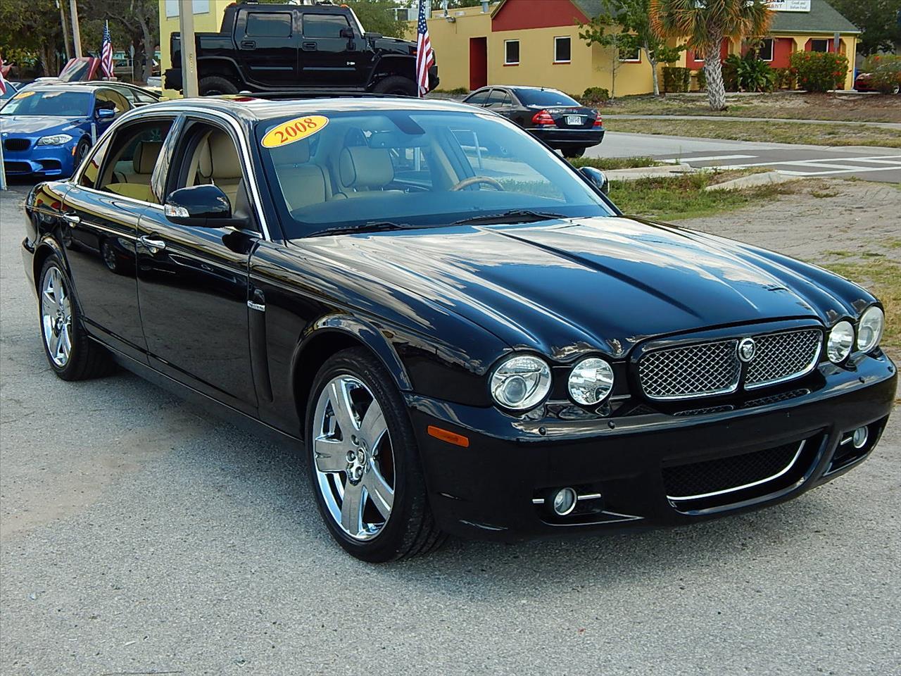 2008 Jaguar XJ-Series