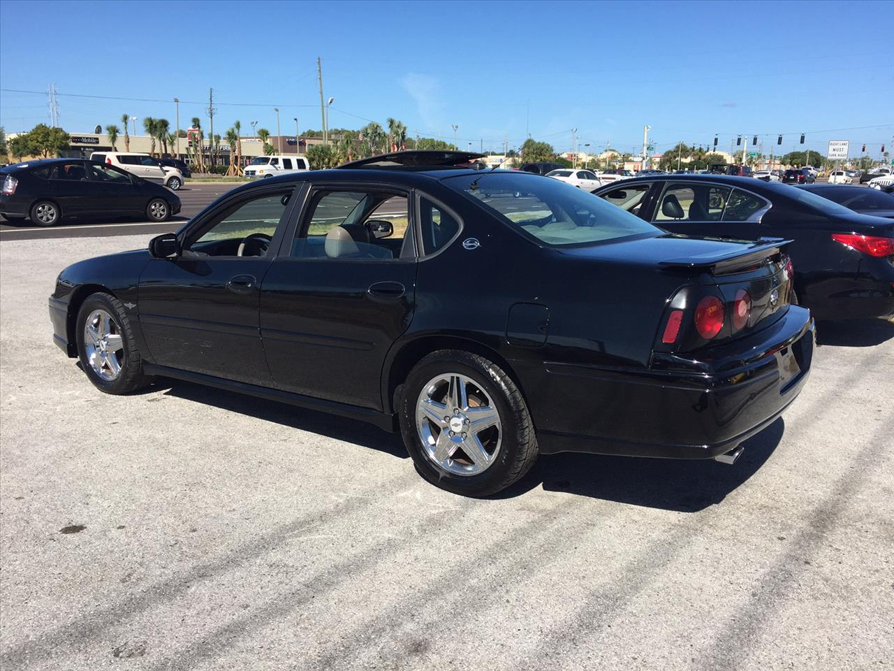 2004 chevrolet impala ss supercharged 4dr sedan in tarpon. Black Bedroom Furniture Sets. Home Design Ideas