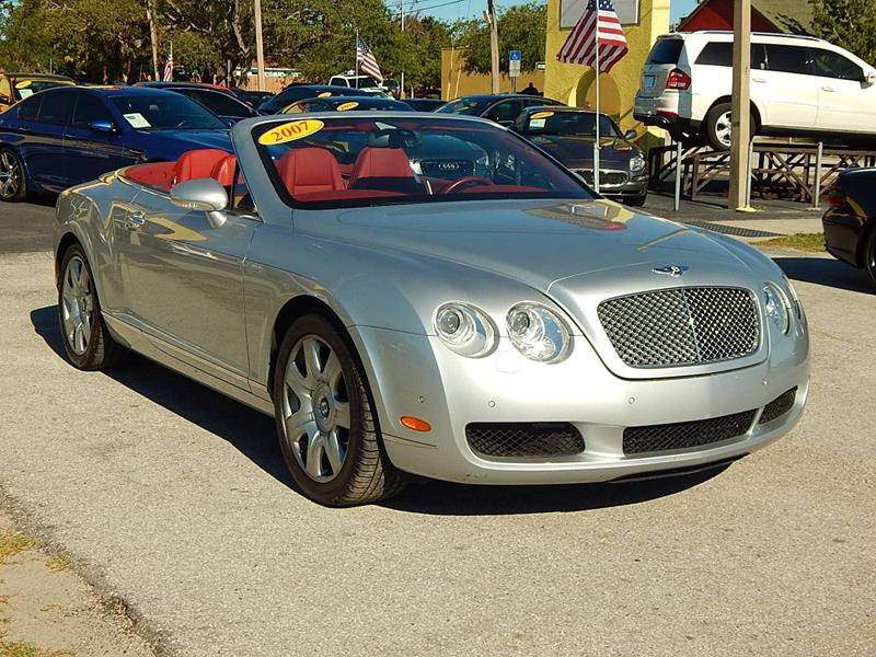 2007 Bentley Continental GTC
