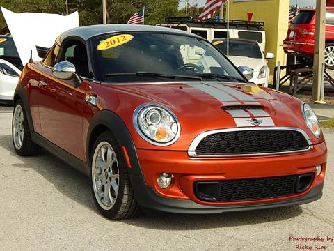 2012 MINI Cooper Coupe for sale in Tarpon Springs, FL