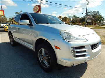 2008 Porsche Cayenne for sale in Tarpon Springs, FL