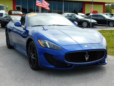2016 Maserati GranTurismo for sale in Tarpon Springs, FL