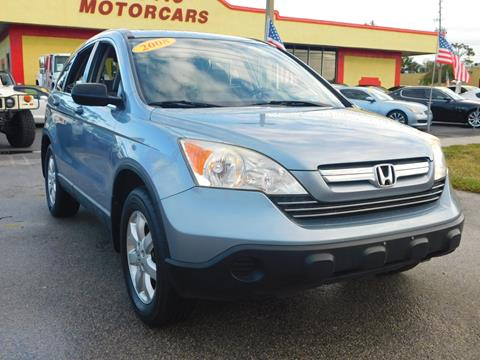 2008 Honda CR-V for sale in Tarpon Springs, FL