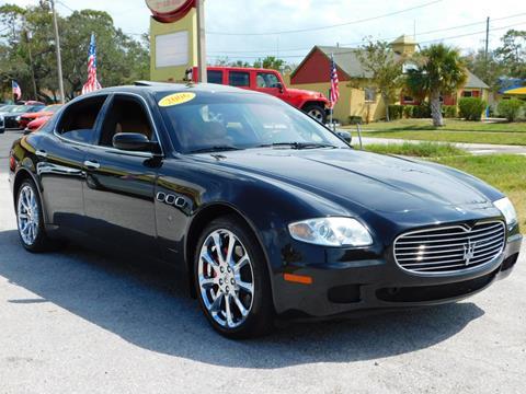 2006 Maserati Quattroporte for sale in Tarpon Springs, FL