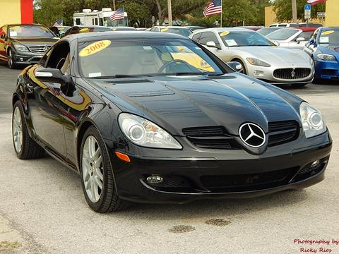2008 Mercedes-Benz SLK for sale in Tarpon Springs, FL