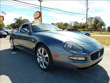 2005 Maserati GranSport for sale in Tarpon Springs, FL