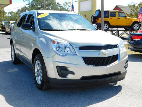 2013 Chevrolet Equinox for sale in Tarpon Springs, FL