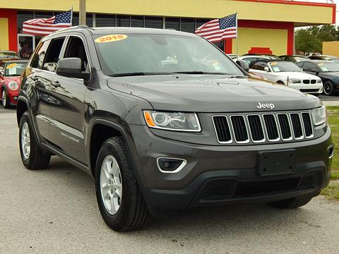 2015 Jeep Grand Cherokee for sale in Tarpon Springs, FL
