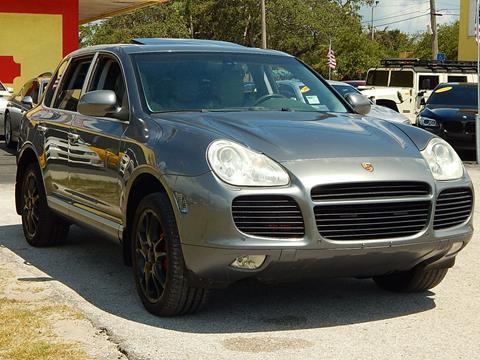 2005 Porsche Cayenne for sale in Tarpon Springs, FL