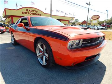 2008 dodge challenger for sale in tarpon springs fl. Cars Review. Best American Auto & Cars Review