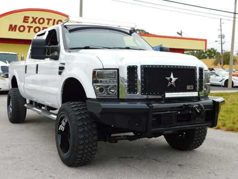 2008 Ford F-350 Super Duty for sale in Tarpon Springs, FL