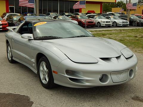 2000 Pontiac Firebird for sale in Tarpon Springs, FL