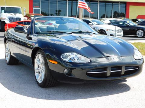 2000 Jaguar XK-Series for sale in Tarpon Springs, FL