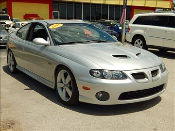 Pontiac GTO For Sale Florida  Carsforsalecom