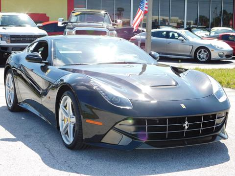 2014 Ferrari F12berlinetta for sale in Tarpon Springs, FL