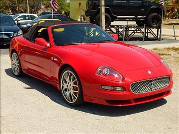 2006 Maserati GranSport for sale in Tarpon Springs, FL