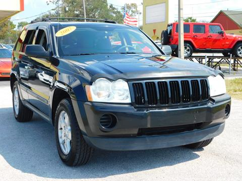 2007 Jeep Grand Cherokee for sale in Tarpon Springs, FL