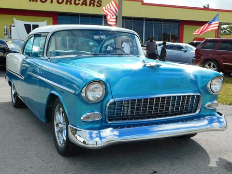 1955 Chevrolet Bel Air for sale in Tarpon Springs, FL