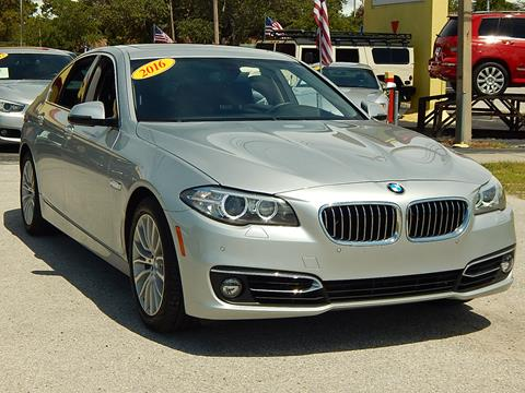 2016 BMW 5 Series for sale in Tarpon Springs, FL