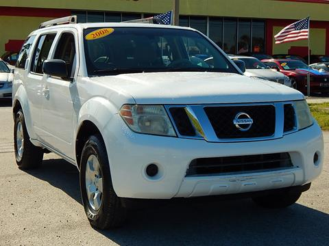 2008 Nissan Pathfinder for sale in Tarpon Springs, FL