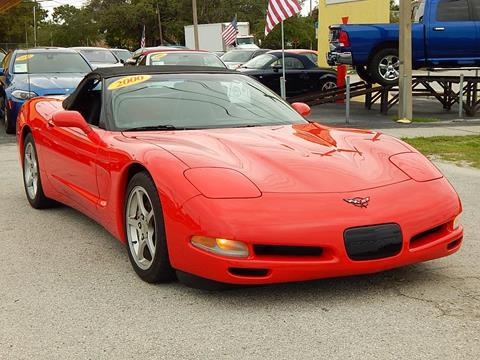 2000 Chevrolet Corvette for sale in Tarpon Springs, FL