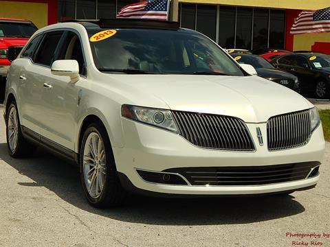 2013 Lincoln MKT for sale in Tarpon Springs, FL