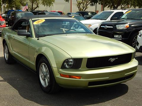 2006 Ford Mustang for sale in Tarpon Springs, FL