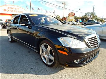 2007 Mercedes-Benz S-Class for sale in Tarpon Springs, FL
