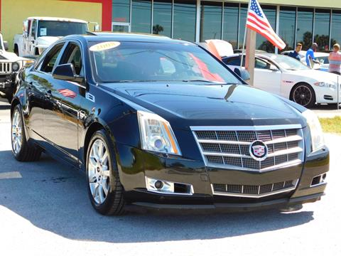 2008 Cadillac CTS for sale in Tarpon Springs, FL