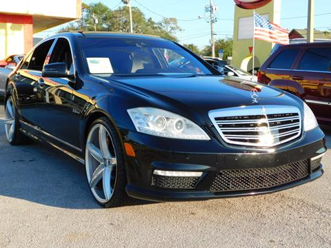 2010 Mercedes-Benz S-Class for sale in Tarpon Springs, FL
