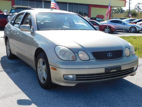 1999 Lexus GS 300 for sale in Tarpon Springs, FL