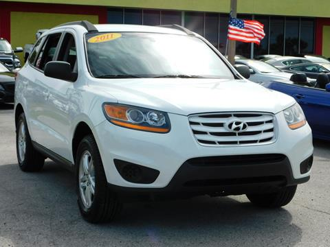 2011 Hyundai Santa Fe for sale in Tarpon Springs, FL