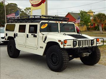 2000 AM General Hummer for sale in Tarpon Springs, FL
