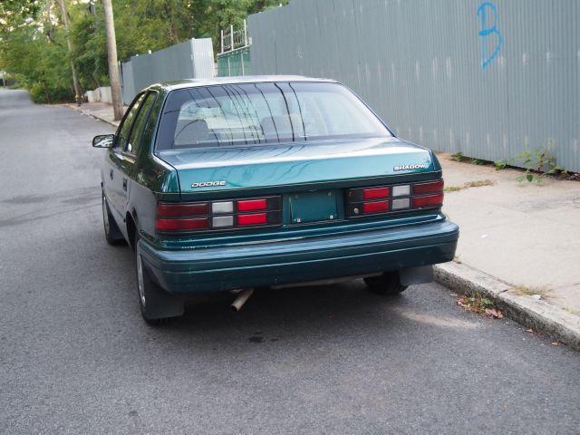 1994 dodge shadow remove door panel