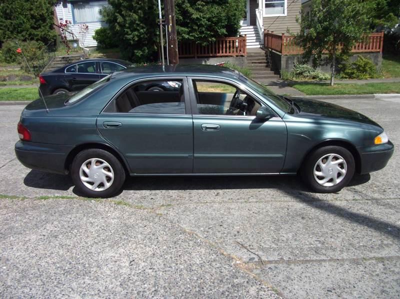 1999 Mazda 626 LX 4dr Sedan   Seattle WA