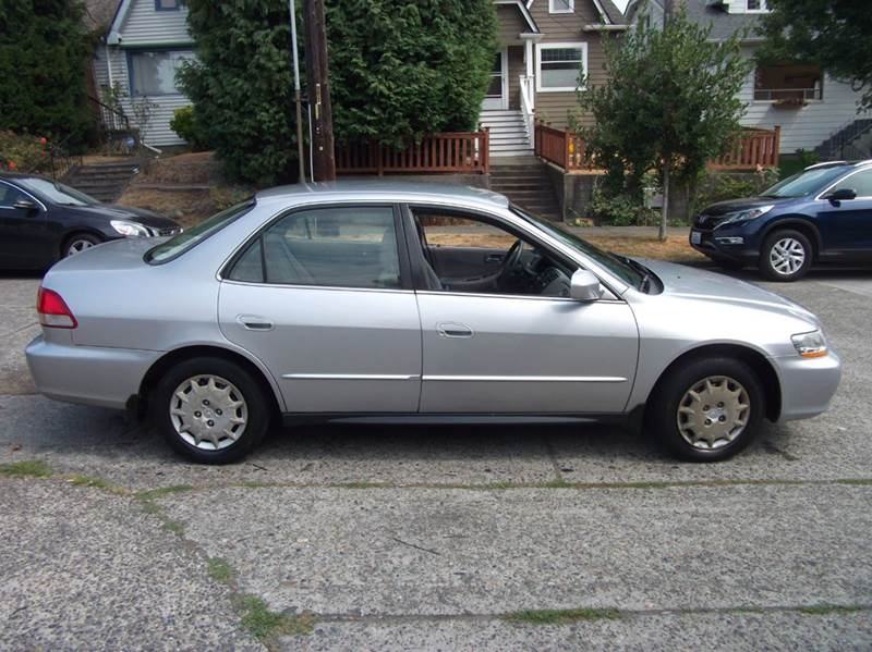 2001 Honda Accord LX 4dr Sedan   Seattle WA