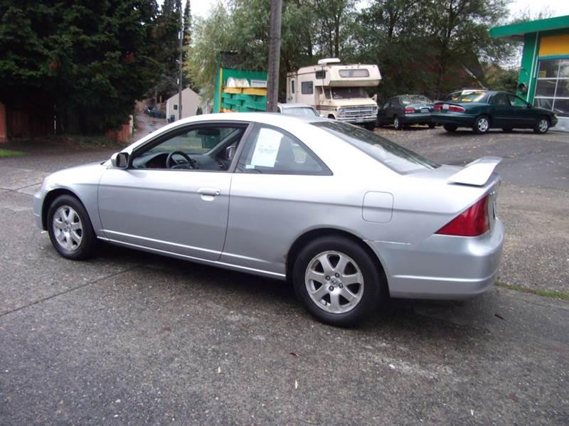 Honda Civic 2003 Ex
